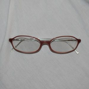 Vintage Vogue RX Glasses Made in Italy